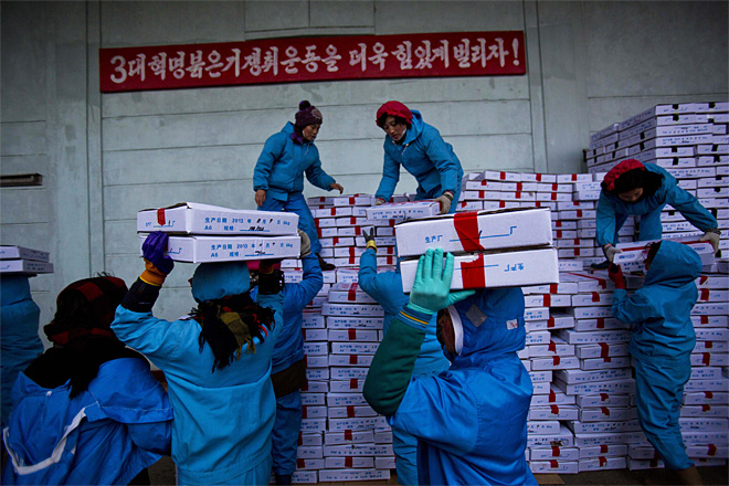 North Korea Dabbling With Capitalism