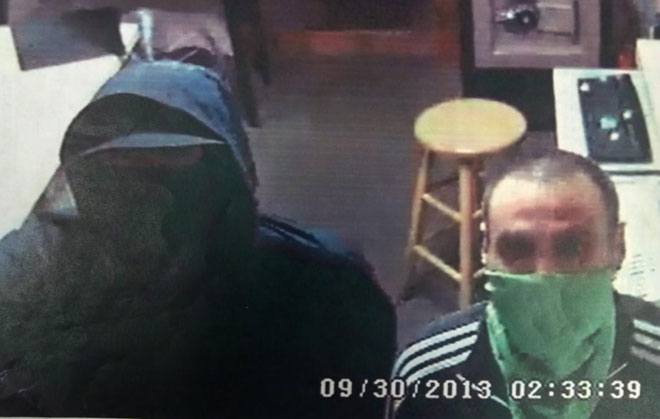 'Ninja and the Bandit' wanted in connection with Portland burglary
