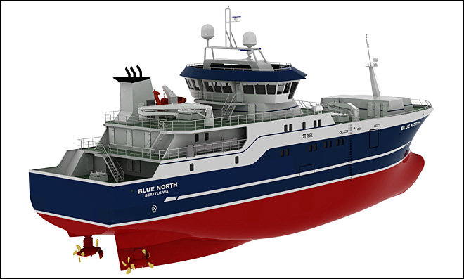 'Less Deadly Catch'? New boat seeks safer fishing in Bering Sea