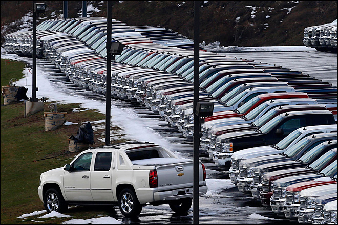 End of year shapes up to be prime car-buying time