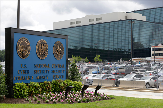 Senator concerned about change in NSA data storage