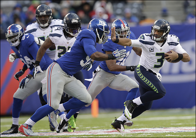 Seahawks still battling for NFC West title late in season