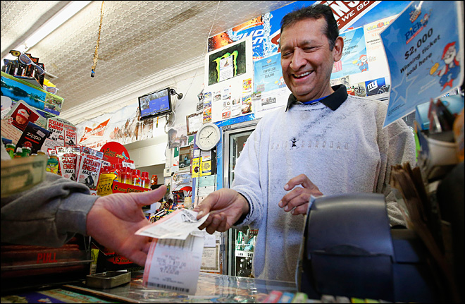 Mega Millions jackpot soars to $636 million