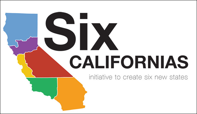 Plan to divide California into 6 states advances