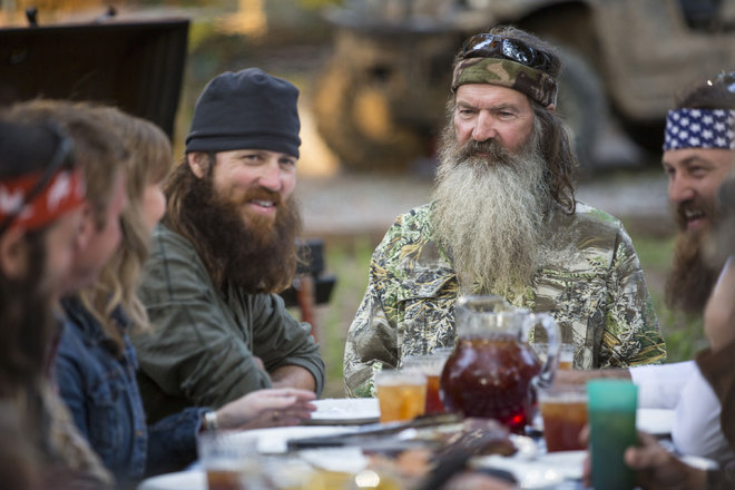 Alaska State Fair books 'Duck Dynasty'