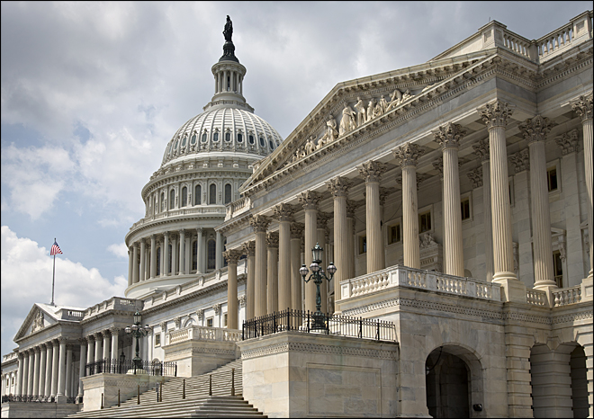 U.S. House approves government-wide $1.1 trillion budget