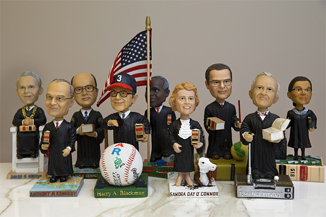 Supreme Court Bobbleheads