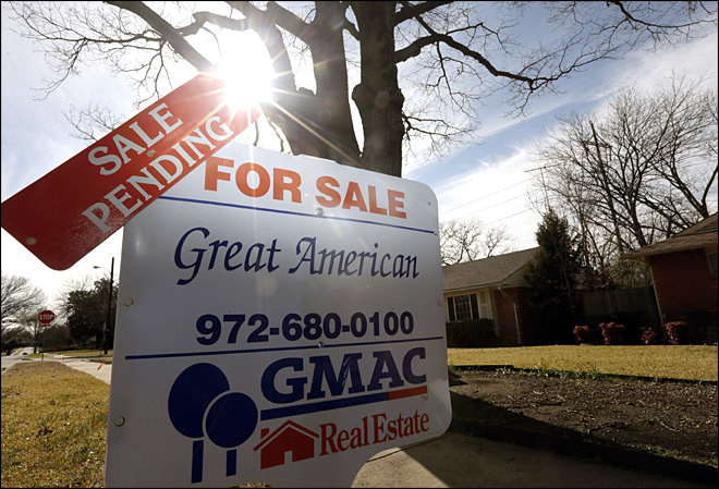 Fewer signed contracts to buy homes in December