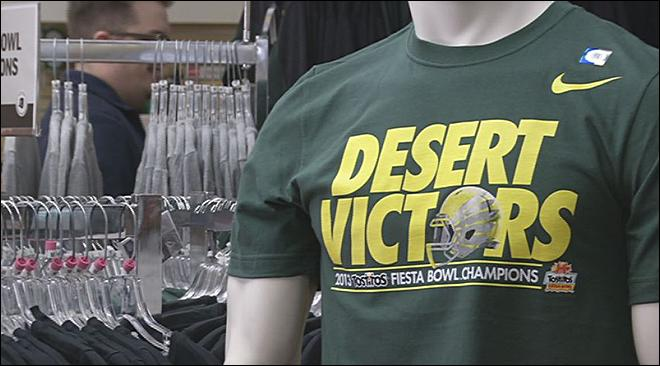 Fiesta Bowl nostalgia: 'We love triggering that memory'
