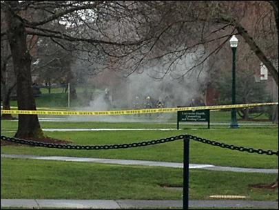 With power back on, UO searches for cause of explosions