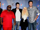 &apos;The Voice&apos; brings back Aguilera, Cee Lo Green
