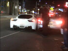 Justin Bieber hits pedestrian in Hollywood