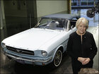 First Ford Mustang owner helps welcome new model