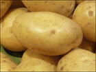 Police: Man 'armed' with potato in robbery attempt