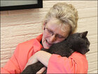 Cat missing for 5 years reunited with owner
