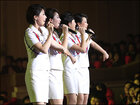 'My Motherland Full of Hope': N. Korea's pop queens stage comeback