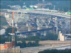 Cleveland's Innerbelt bridge demolished