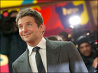 'Hustle' star Bradley Cooper works a shift at Burger King