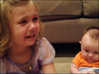 Fear of aging brings toddler to tears