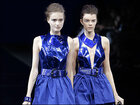 Photos: Chic looks open Italy fashion week
