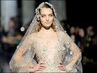 Photos: Gorgeous gowns grace Paris runway