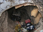 Toronto cops stumped by mystery tunnel near Pan Am games site