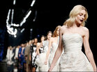 Photos: Gorgeous gowns at Italy fashion week