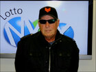 $40M lottery winner promises to give it all away