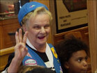 81-year-old becomes Girl Scout