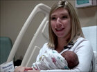 Baby born on side of highway, just miles from the hospital