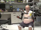 Man controls bionic arms with thoughts