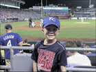 Child with cancer gets World Series tickets