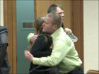 Man shows compassion to woman who killed his wife