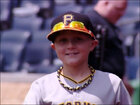 Young Pirates fan's Make-a-Wish dream comes true