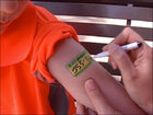 New temporary tattoo helps keep kids safer