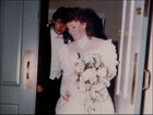 Wedding dress mix-up revealed 28 years later