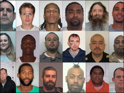 Most-Wanted Sex Offenders