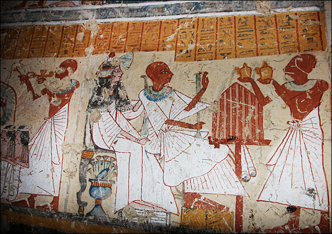 3,000-year-old tomb of ancient Egyptian beer brewer unearthed