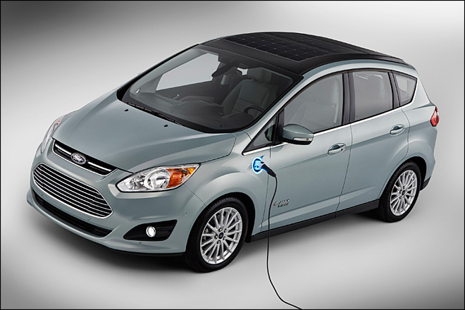 Ford to unveil solar hybrid concept car at gadget show