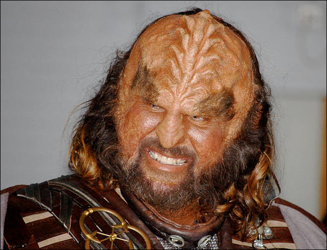 Politician writes resignation letter in Klingon