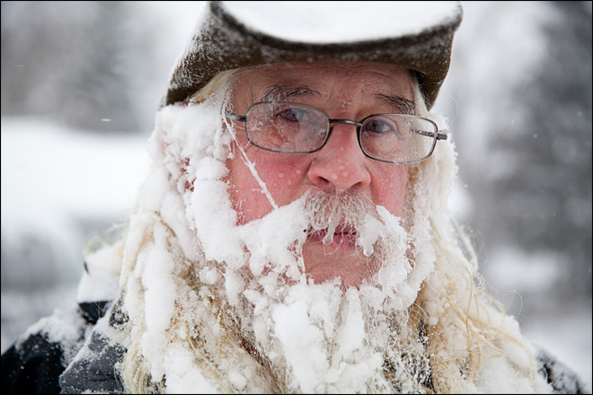 'Polar vortex' pushes subzero temps into Midwest