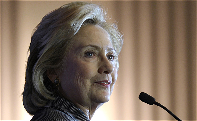 Hillary Clinton: Iraq conflict could have broad impact
