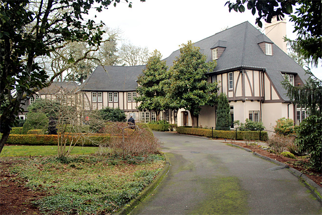 Oregon Governors Mansion