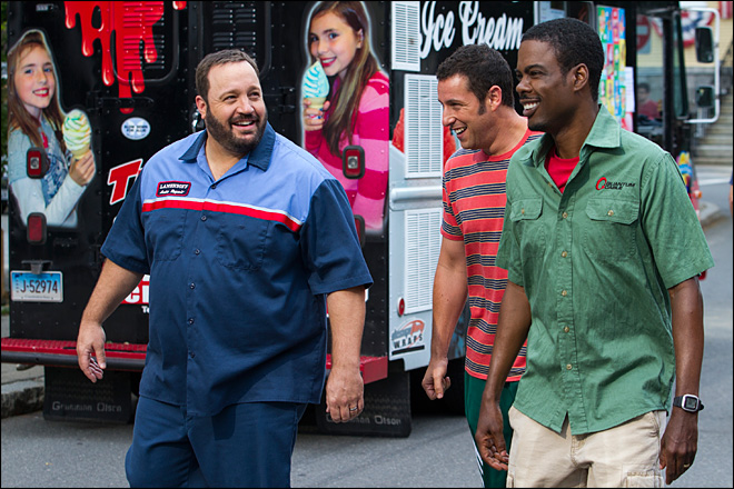 'Grown Ups 2' leads Razzies worst-of list