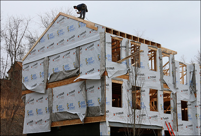 U.S. homebuilder confidence dips in January