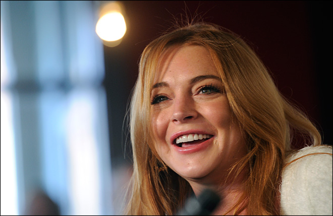 Lindsay Lohan slams mother's 'party girl' image