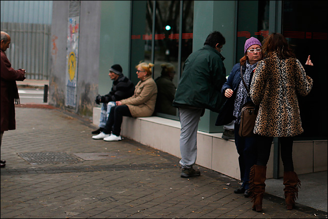 UN: More than 200 million jobless worldwide last year