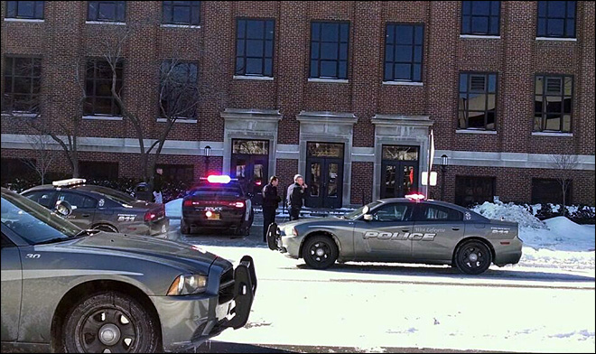 Purdue University says 1 dead in campus shooting