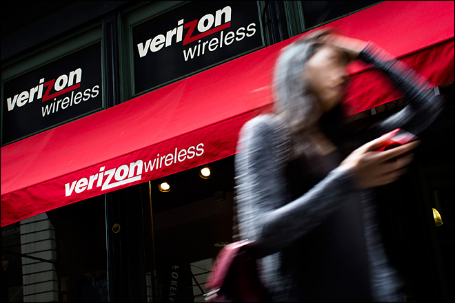 Verizon posts $5.07 billion profit for 4th quarter