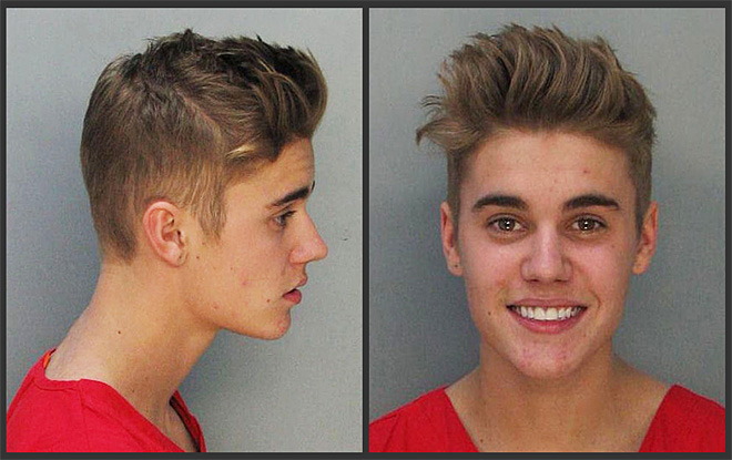 Pop star Justin Bieber exits jail after DUI arrest